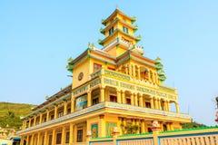 教会越南 库存图片