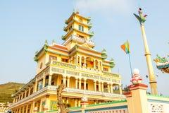 教会越南 免版税库存图片