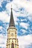 教会迈克尔st 图库摄影