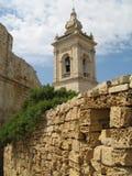 教会马耳他 免版税库存图片