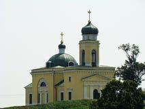 教会,乌克兰 免版税图库摄影