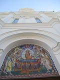 教会,傲德萨,乌克兰 库存照片