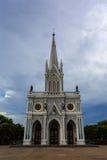 教会, Samutsongkram在泰国 免版税库存图片