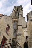 教会从外面 免版税库存照片