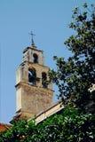 教会细节在格拉纳达,西班牙 免版税库存图片