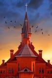 教会 免版税库存图片
