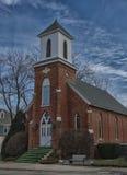 1876教会 库存照片