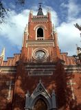 教会1 库存图片