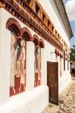 教会Brancoveanu 免版税图库摄影