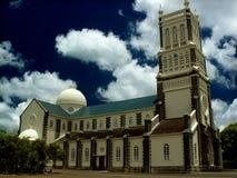 教会curepipe毛里求斯 免版税库存图片