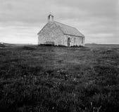 教会cwyfans st 免版税图库摄影