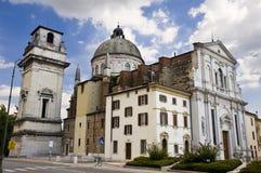 教会giorgio ・意大利圣・维罗纳 免版税图库摄影
