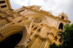 教会ignacio ・圣 库存照片
