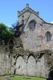 教会iversky修道院俄国领土视图 免版税库存图片