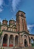 教会marco st 免版税库存图片