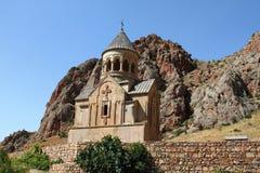 教会noravank 图库摄影
