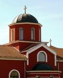 教会ortodox 库存照片