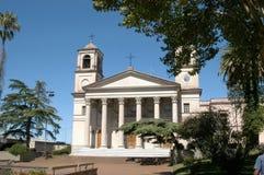 教会paysandu 库存照片