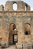 教会qal sim simeon st叙利亚 库存图片
