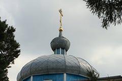 教会roof.tif 库存照片