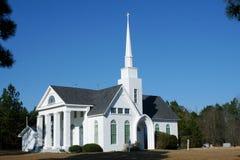 教会rual sc 图库摄影