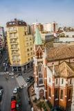教会St莱利斯Camillus广场的圣卡米洛de莱利斯 免版税图库摄影