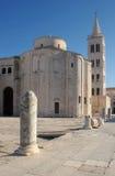 教会zadar的克罗地亚 免版税图库摄影