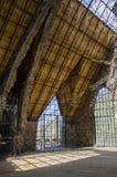 主教城堡建筑学在科罗拉多 免版税库存图片