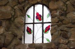 主教城堡细节在科罗拉多 库存照片