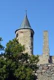 主教城堡  图库摄影