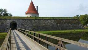 主教城堡 免版税库存图片