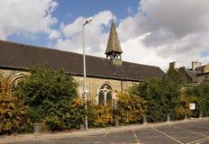 教堂中世纪医院的ilford 免版税库存图片