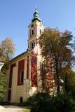 教堂匈牙利szentendre 免版税库存图片