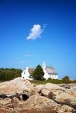 教堂口岸澳大利亚佩尔西 库存图片