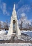 教堂喀山夫人我们的俄国yaroslavl 库存照片