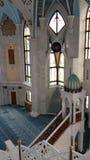 教堂回教祷告大厦 库存图片