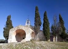 教堂圣徒sixte 图库摄影