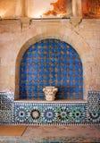 教堂圣Bartolome (科多巴,西班牙) 免版税库存图片
