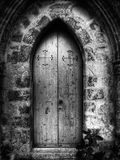 教堂圣xmun 免版税库存图片