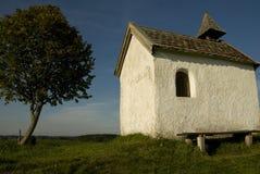 教堂在上面的巴伐利亚 库存图片