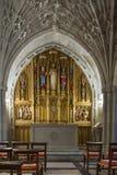 教堂在全国大教堂,华盛顿特区,里 免版税库存照片