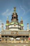 教堂在蒙特利尔 免版税库存图片