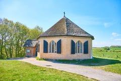 教堂在Kap的阿克纳Vitt 库存图片