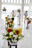 教堂婚礼 免版税图库摄影
