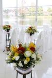 教堂婚礼 库存照片