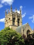 教堂学院merton牛津大学 库存照片