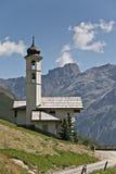 教堂山 库存图片