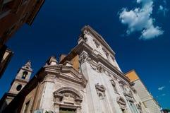 教堂梵蒂冈 库存照片
