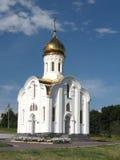 教堂白色 免版税图库摄影