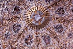 教堂罗萨里奥II 图库摄影